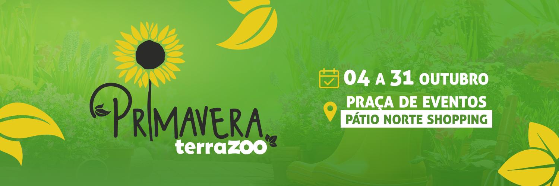 Primavera Terra Zoo #MeuShopping